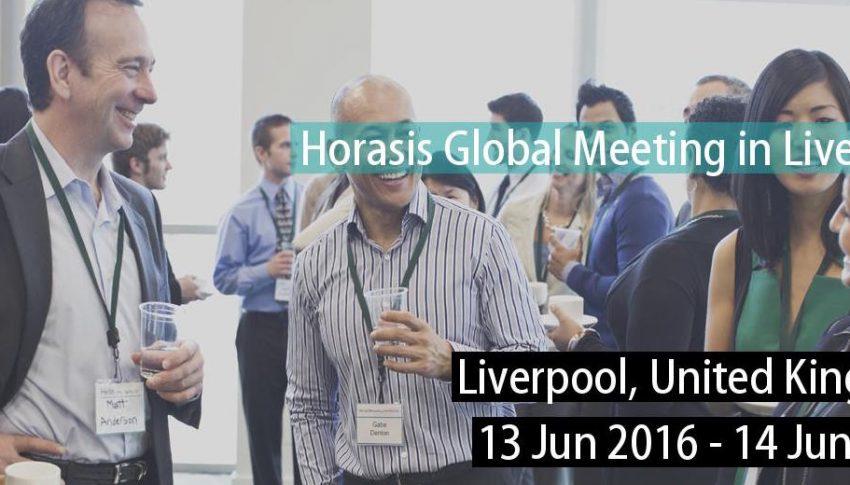 Horasis Global Meeting 13-14 June 2016, Liverpool, United Kingdom