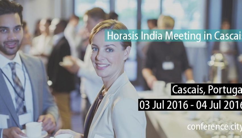 Horasis India Meeting Cascais, Portugal, 3-4 July