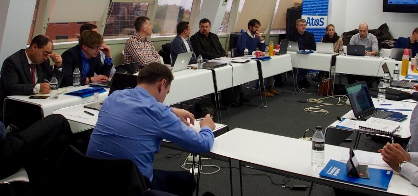 Kick-off Of The H2020 Project Shar-q In Madrid