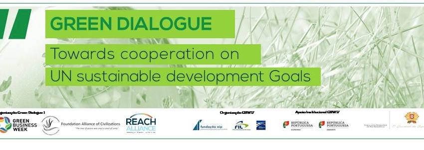 """Green Dialogue """"toward Cooperation On Un Development Goals"""""""