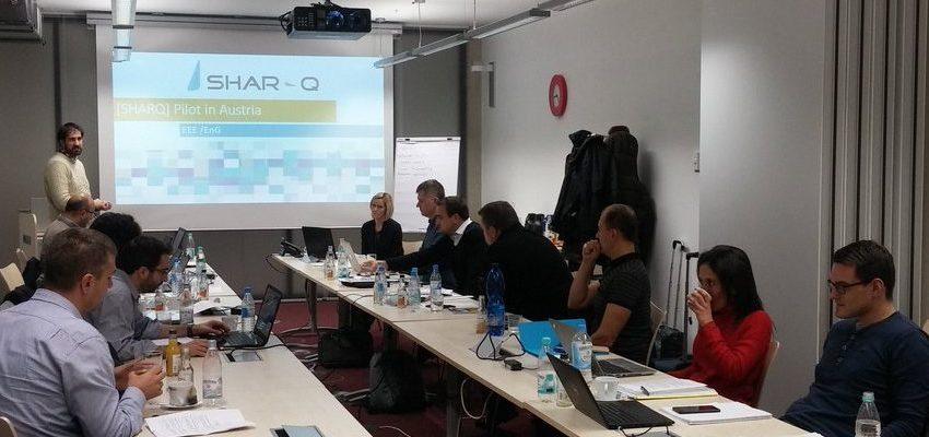 Meeting Shar-q Consortium In Aachen – Nov 27-28