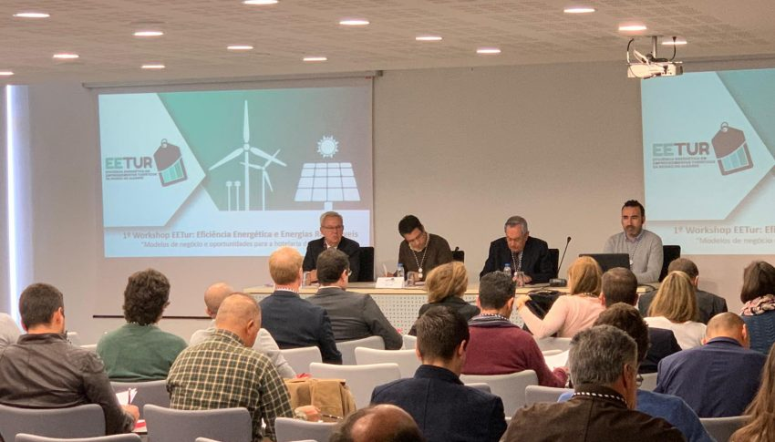 EETUR | 1st Eetur Workshop Energy Efficiency And Renewable Energies