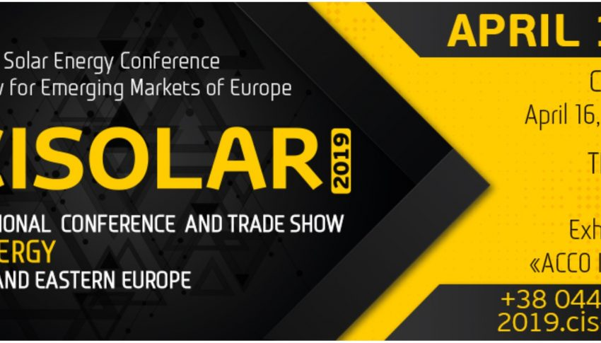 The Premier Solar Energy Conference In The Emerging Markets Of Europe