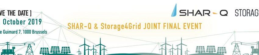 Shar-q & Storage4grid Joint Final Event