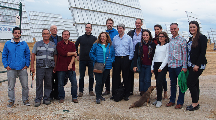 Study Tour Of The Interreg Project